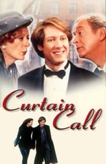 "Poster for the movie ""Curtain Call"""