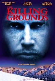 "Poster for the movie ""The Killing Grounds"""