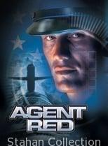 """Poster for the movie """"Agent Red"""""""