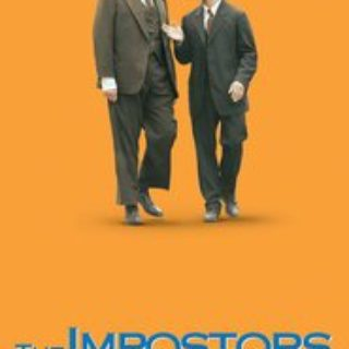 """Poster for the movie """"The Impostors"""""""