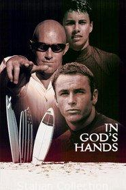 """Poster for the movie """"In God's Hands"""""""