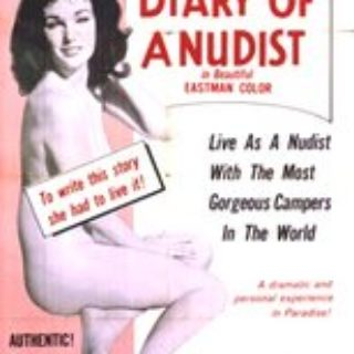 """Poster for the movie """"Diary of a Nudist"""""""