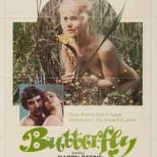 """Poster for the movie """"Butterflies"""""""