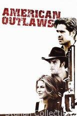 """Poster for the movie """"American Outlaws"""""""