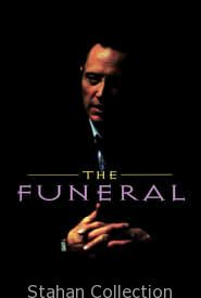 "Poster for the movie ""The Funeral"""
