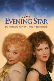 """Poster for the movie """"The Evening Star"""""""