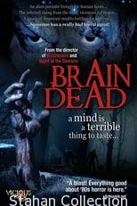 """Poster for the movie """"Brain Dead"""""""