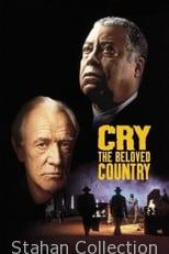 "Poster for the movie ""Cry, the Beloved Country"""