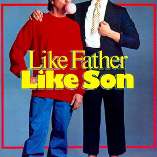 """Poster for the movie """"Like Father Like Son"""""""