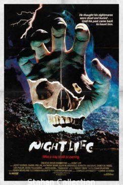 """Poster for the movie """"Night Life"""""""