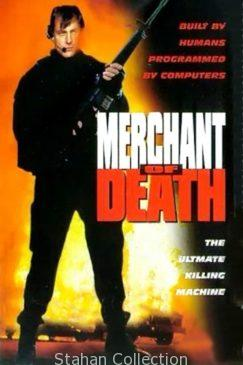 "Poster for the movie ""Merchant of Death"""