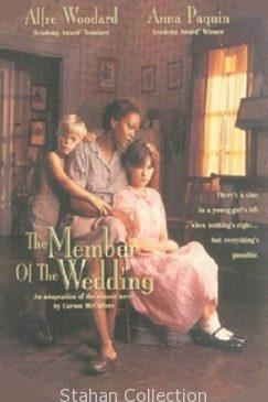 "Poster for the movie ""The Member of the Wedding"""