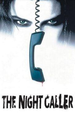 """Poster for the movie """"The Night Caller"""""""