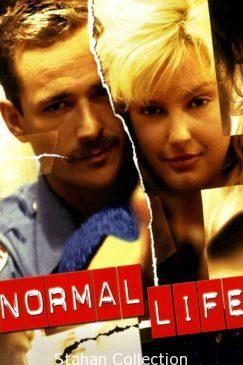 """Poster for the movie """"Normal Life"""""""