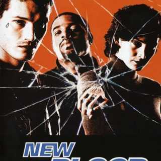 """Poster for the movie """"New Blood"""""""