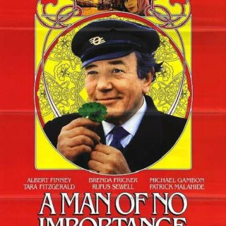 """Poster for the movie """"A Man of No Importance"""""""