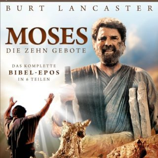 """Poster for the movie """"Moses the Lawgiver"""""""