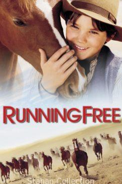 """Poster for the movie """"Running Free"""""""