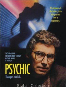 "Poster for the movie ""Psychic"""