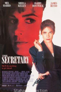"""Poster for the movie """"The Secretary"""""""