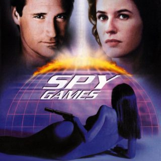 """Poster for the movie """"Spy Games"""""""