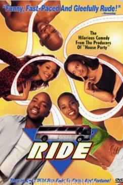 "Poster for the movie ""Ride"""
