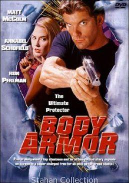 "Poster for the movie ""Body Armor"""