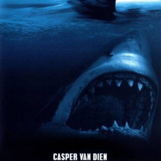 "Poster for the movie ""Shark Attack"""
