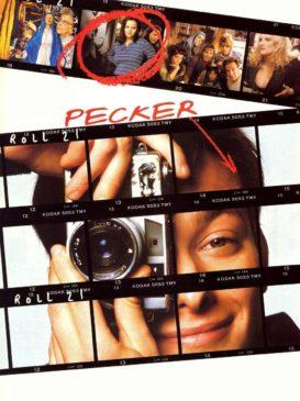 "Poster for the movie ""Pecker"""
