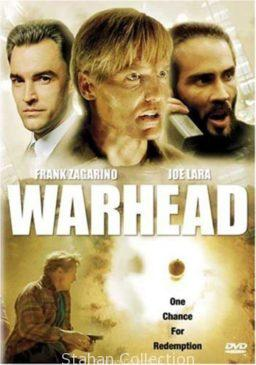 """Poster for the movie """"Warhead"""""""