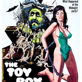 "Poster for the movie ""The Toy Box"""