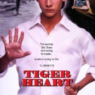 """Poster for the movie """"Tiger Heart"""""""