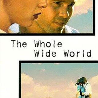 """Poster for the movie """"The Whole Wide World"""""""